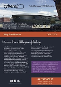 Mary Rose case study